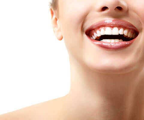 My Dentist at Morgan Creek - Smiling Woman with Bright Teeth